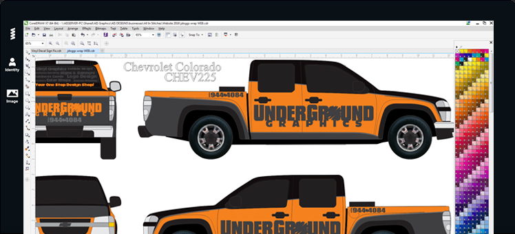under ground graphics
